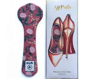 Le Jardin Secret Airpufs High Heel Insoles