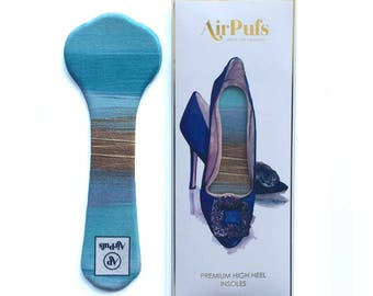Sun Sea Sky Airpufs High Heel Insoles