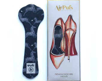 Masai Black Airpufs High Heel Insoles
