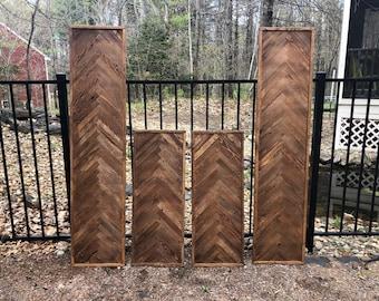 Shutters,exterior shutters,interior shutters,rustic shutters,cedar shutters,herringbone shutters,wood shutters,window shutters,room divider
