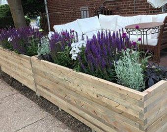 Superieur Planter,indoor Planter,outdoor Planter,pallet Planter,garden Planter,vegetable  Planter,rustic Planter,window Box,window Planter SIZE SMALL