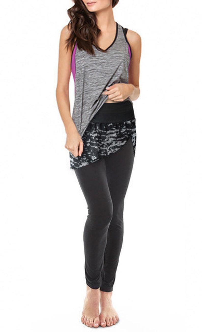 Lauren Bashawl Booty Shawl pixie skirt shirt extender image 0