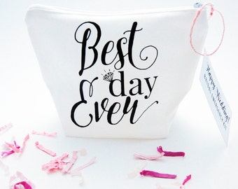 Best Day Ever Bridal Emergency Kit / Bride to Be Wedding Shower Gift for Her Gifts for Bride Engagement Gift Wedding Day Bridal Shower