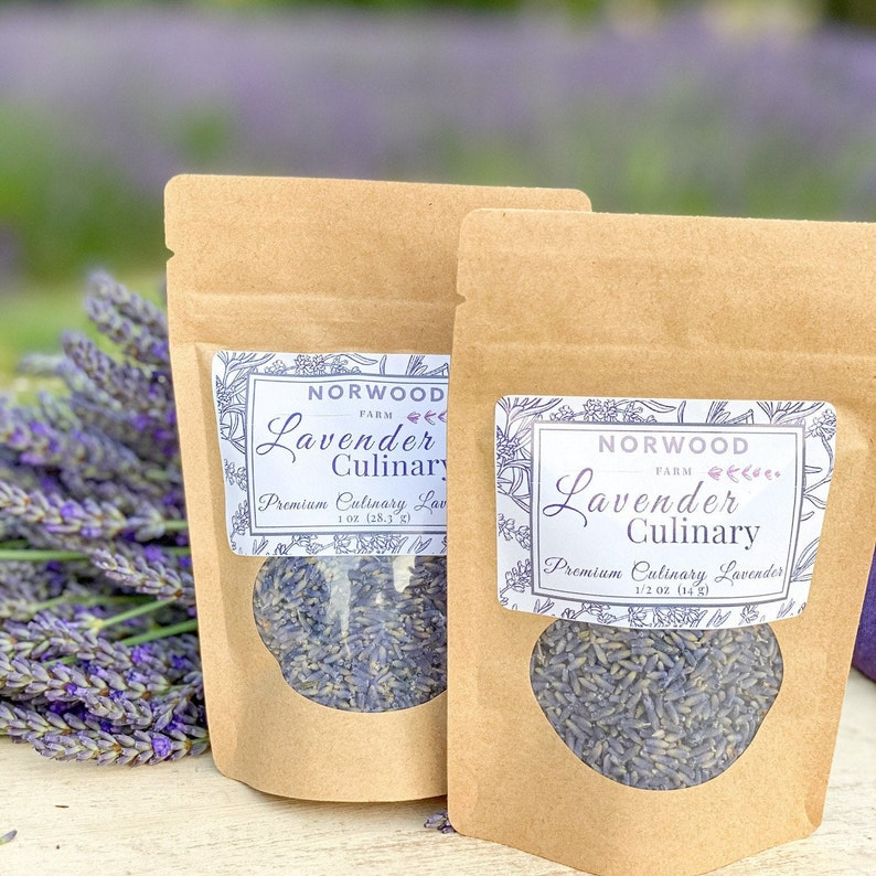 Culinary lavender flower buds image 0