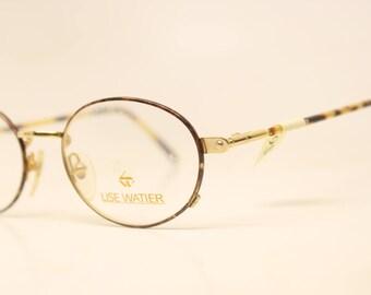8d7f9aa0aa Retro Eyeglasses Unused New Old stock Vintage Eyewear 1990s Vintage Glasses  Unique