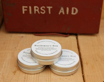 PNWBushcraft Woodsman's Wax for your Leather, Canvas and Other Things