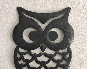Marvelous Wise Ol Owl   Owl   Wall Decor   Metal Art   Wall Hanging