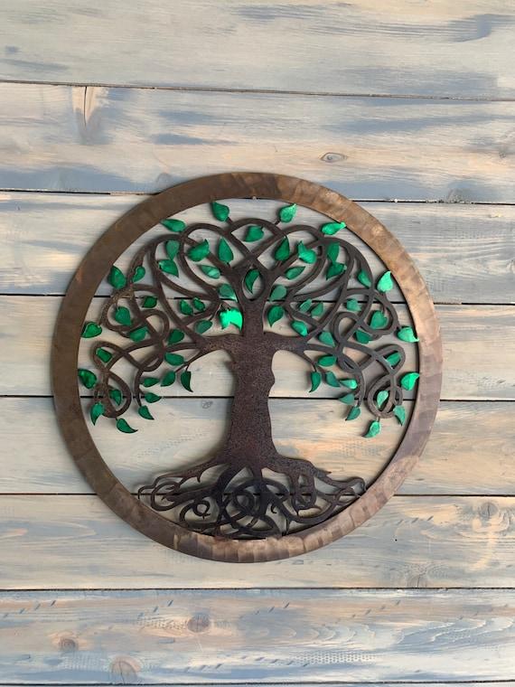 Tree of Life    Home Decor. Wall hanging tree