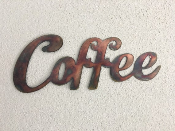 Coffee   Kitchen art   Metal Art