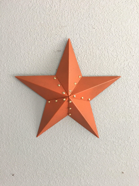 Star Five Point Star Steel Star Home Decor Wall Art Barn