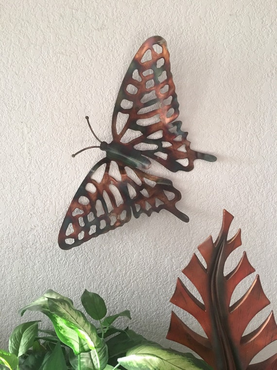 Butterfly   Metal Butterfly Home Decor  Metal Wall Hanging