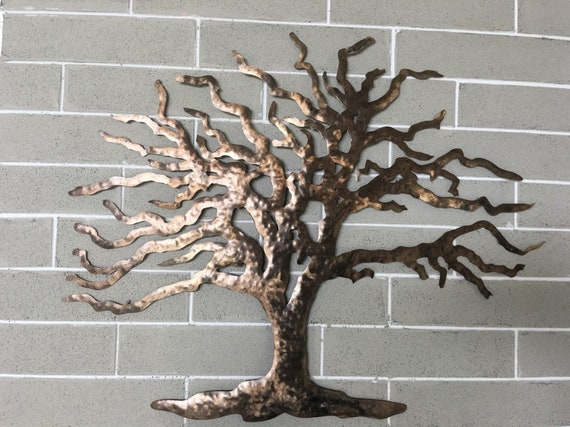 Old Oak Tree   -   Beautiful Tree    - Home Decor   Wall Hanging
