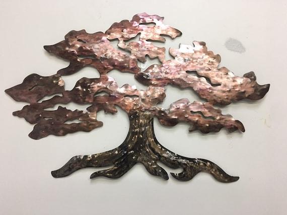 Beautiful Tree   -  Metal Wall Tree    -  Hanging Wall Art Tree
