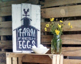 Farmhouse Kitchen Wood Sign - Rustic Kitchen Sign - Rustic Wood Sign - Farmhouse Kitchen - Farmhouse Decor - Reclaimed Wood Sign - Kitchen