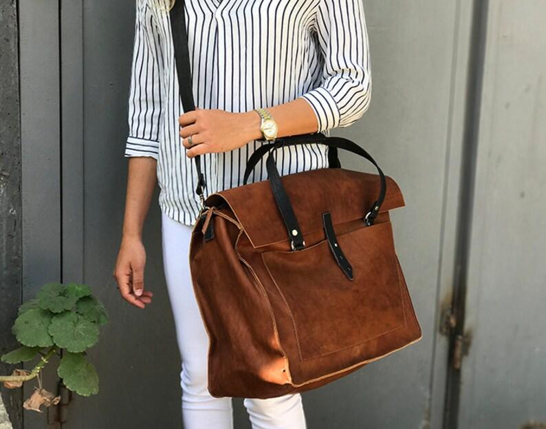 f8ae6c14d02d Messenger bag women Leather messenger bag leather crossbody bag Leather  laptop bag women Leather bags women Womens briefcase