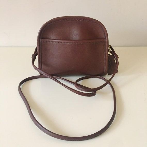 COACH Vintage coach bag Brown Leather Abbie bag Cr