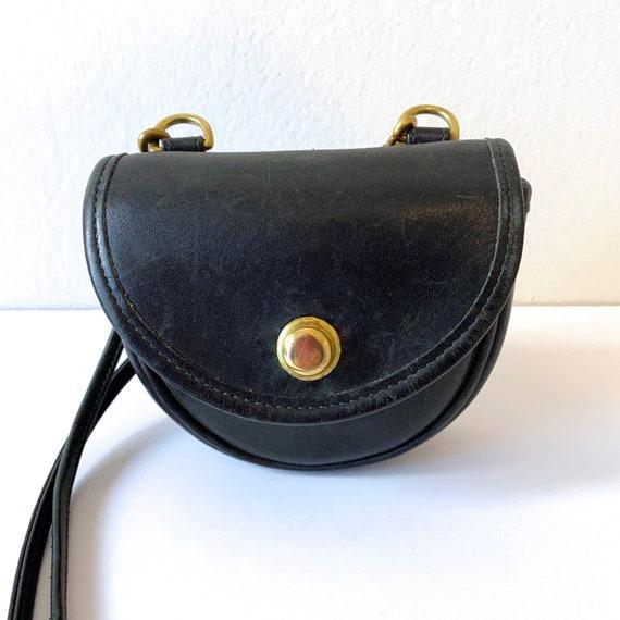 Vintage Coach Mini Belt Purse Coach Mini Crossbody
