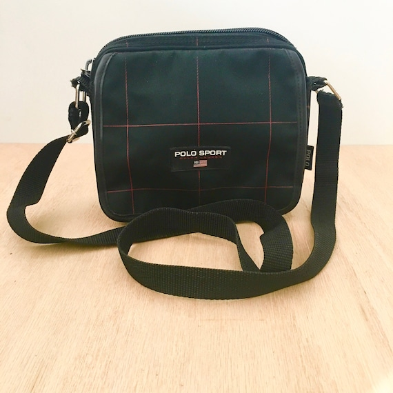 4cb9e4f9b64c Vintage Polo Sport Bag Ralph Lauren Small Polo sport bag