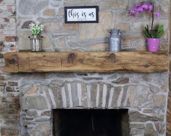 Fireplace Mantel Etsy