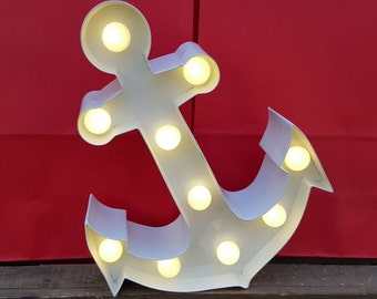 9 Inch LED Light - ANCHOR - Various Colours