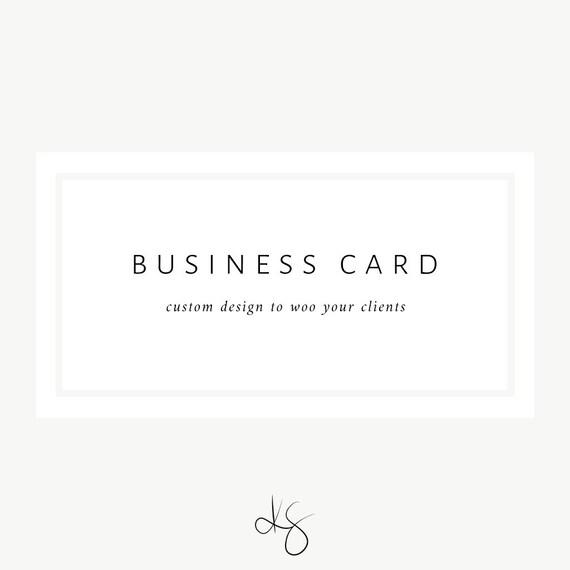 Carte De Visite Design Cartes Sur Mesure