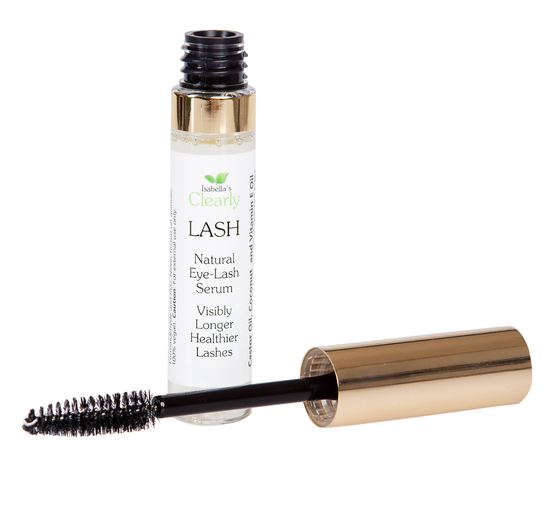 Clearly Lash Best Natural Eyelash Growth Serum 03 Oz Etsy