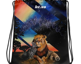 kc.xo logo Eco Tote Bag