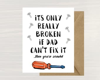 For Dad Grandad Stepdad Daddy Husband Papa Traction Engine Father/'s Day Card