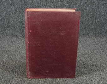 The Dog Owner's Manual By Josephine Z. Rine C. 1936