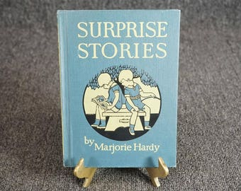 Surprise Stories The Child's Own Way Series By Marjorie Hardy C. 1936