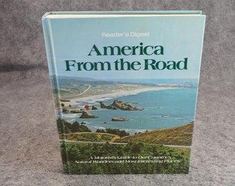 America From The Road By Reader's Digest C. 1982.