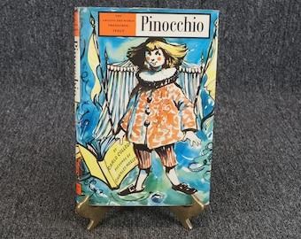 Pinocchio By Carlo Collodi C. 1959