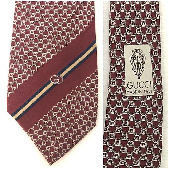 Vintage Gucci Tie