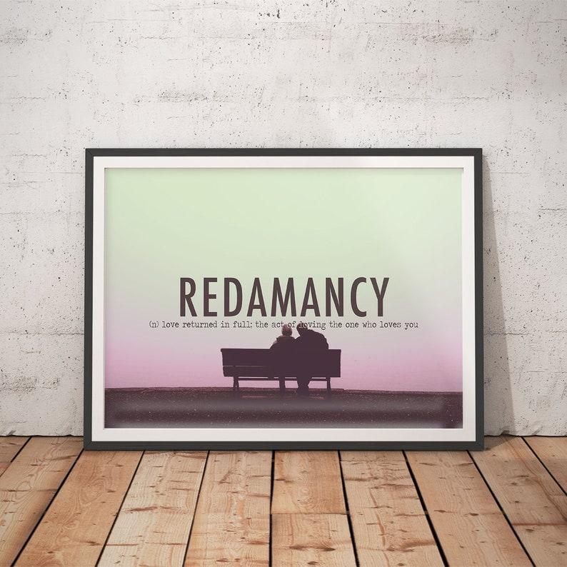 Citaten Over De Liefde : Redamancy leuke quote wall art citaten over liefde citaten etsy