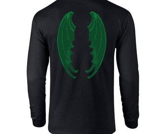 Green Dragon Wing Longsleeve