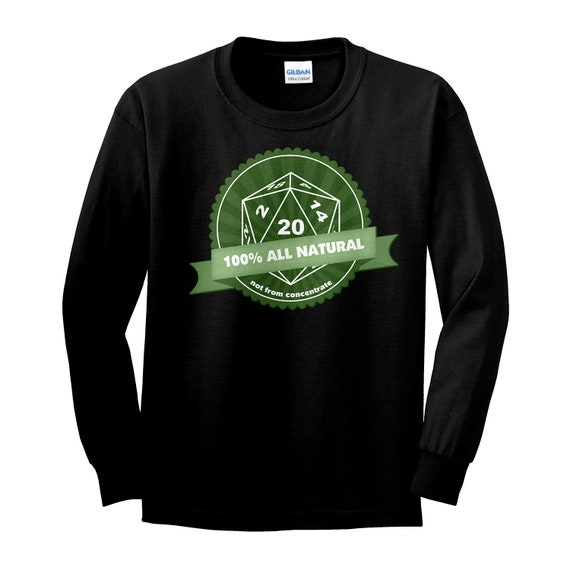 Roll 20 Jumper Dungeons And Dragons Natural 20/'s D20 Unisex Sweater