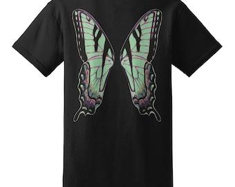 Green Faerie Wing Shirt
