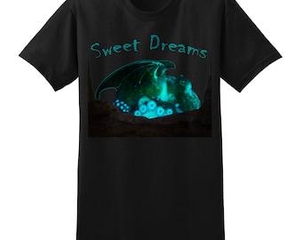 Sweet Dreams Cthulu Tee