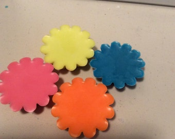 Flower Wax Tarts