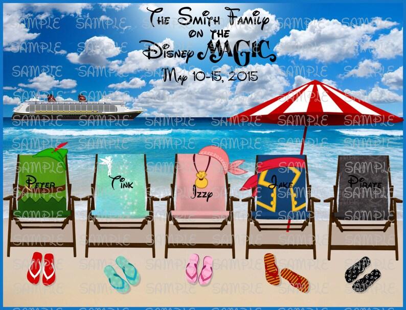 Personaje De Disney Crucero Disney Para Imprimir Digital Etsy