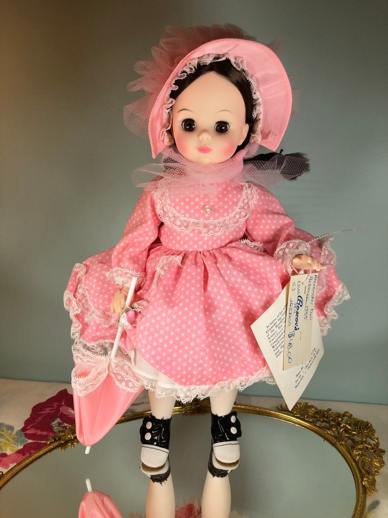 8b97e666de252 Vintage Madame Alexander Rebecca of Sunnybrook farms doll-new in box!  Madame alexander doll-vintage collectible doll-collectible doll-2avail