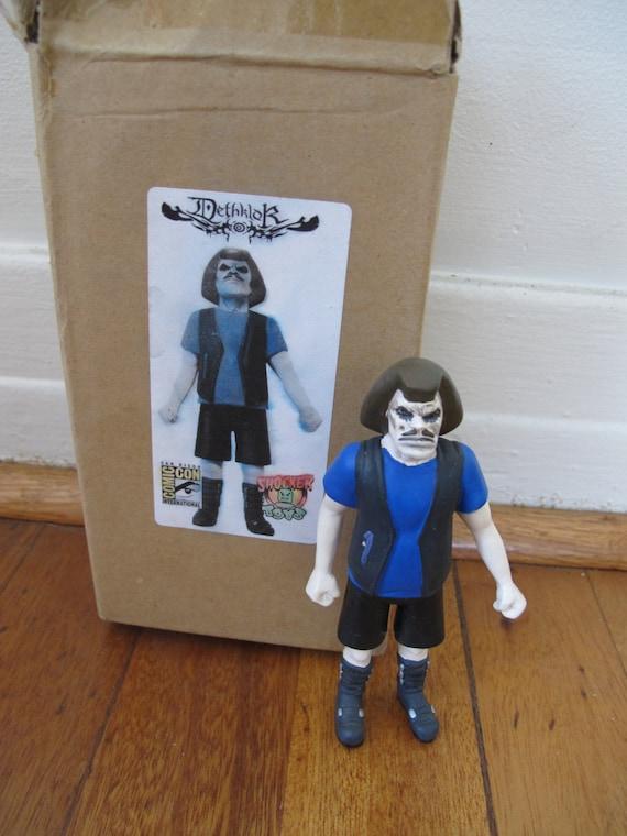 William Murderface Metalocalypse Dethklok Shocker Toys Etsy