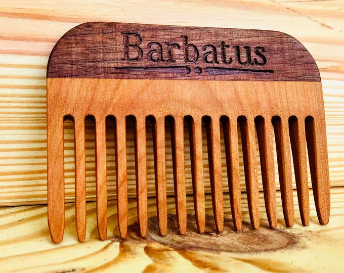 Featured listing image: Large Wooden Comb