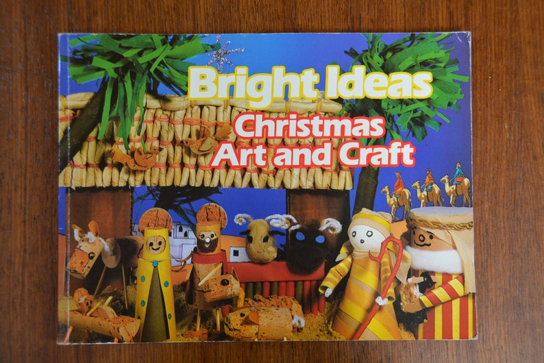 Bright Ideas Christmas Arts And Craft Etsy