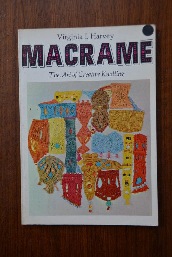 macrame the craft of creative knotting
