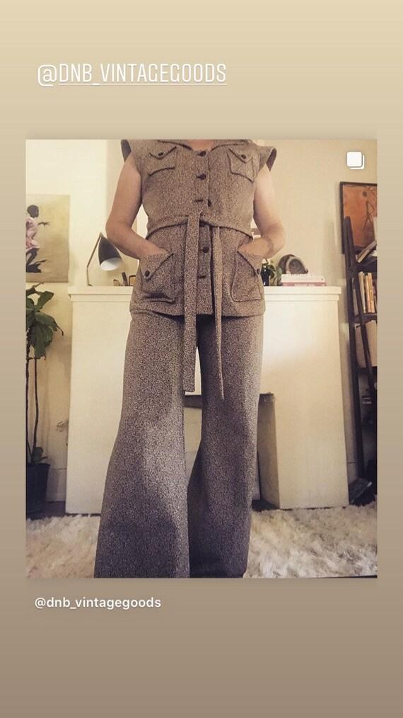 70s VIntage Pants Suit
