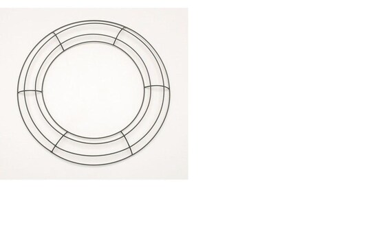 Wire Wreath Frame 12 In