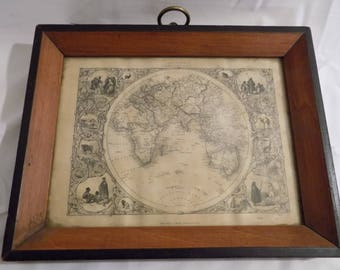 Old Map Company Etsy - The old map company