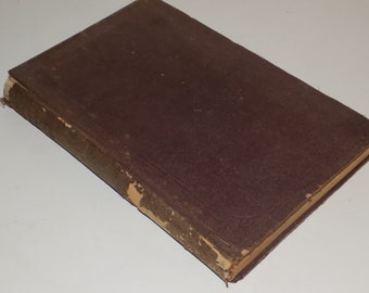 Antique 1874 Report of The Superintendent of Common Schools Of Pennsylvania