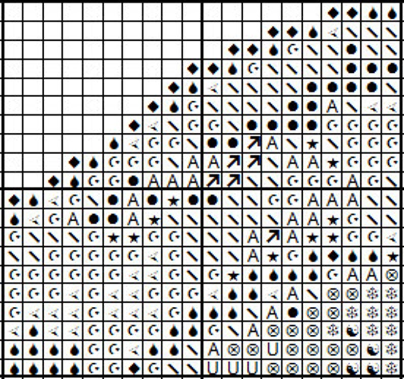Christ Digital Printable Pdf Patterns Rug Hooking Patterns Mary /& Jesus Inspired Cross Stitch PATTERN Plastic Canvas Needlepoint Patterns
